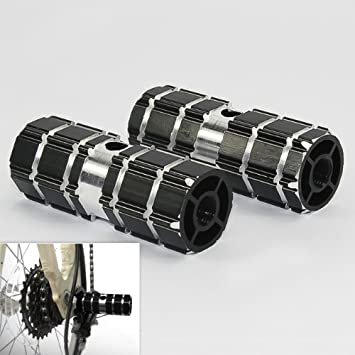 Bike Pegs Walmart Pair BMX Mountain Bike Bicycle