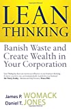 img - for Lean Thinking: Banish Waste and Create Wealth in Your Corporation book / textbook / text book