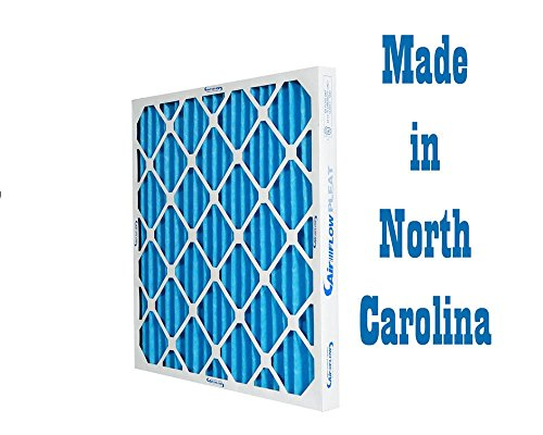 Heating, Cooling MERV 8- 16x20x1 Pleated Furnace Filters A/C (12 pack)