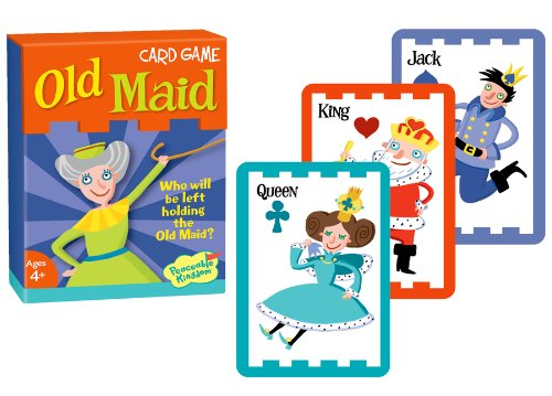 Peaceable Kingdom / Old Maid Card Game