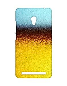 Crackndeal Back Cover for Asus Zenfone 6