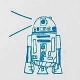 【STAR WARS】スター・ウォーズ スタンプ R2-D2