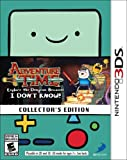 Adventure Time: Explore the Dungeon Because I Don't Know! (Collector's Edition) - Nintendo 3DS