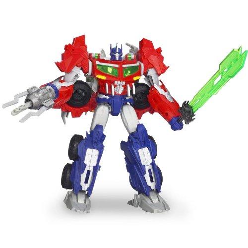 Transformers Prime Beast Hunters Voyager Optimus Prime 20cm Figur [UK Import] günstig bestellen