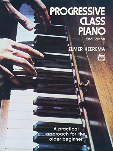 Progressive Class Piano, Second Edition