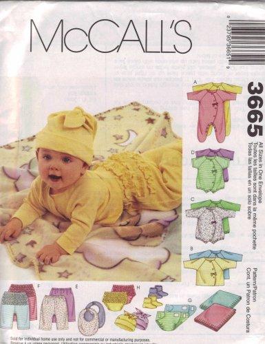 Newborn Diaper Cover Pattern front-1068180