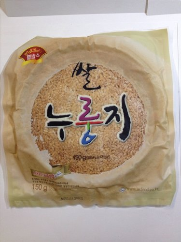 Scorched Rice, Rice Flavored Cracker(nurungji) 150g