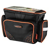 Ibera Clip-On Quick-Release Bicycle Handlebar DSLR Camera Bag with All Weather Rain Cover