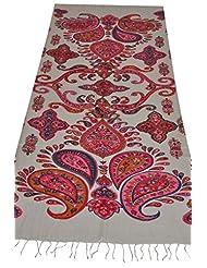 Elabore Women's Printed Stole - Multicolored - B00NHKZRHG