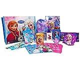 【福袋】アナと雪の女王 福袋 もりだくさんセット Par3 ブルーパッグ