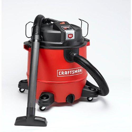 Craftsman 20 gal. Wet-Dry Vac, 6.5 Peak hp (20 Gallon Shop Vac compare prices)