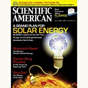 Scientific American, January 2008 | [Scientific American]