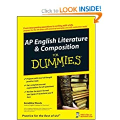 AP English Literature & Composition for Dummies E Book H33T 1981CamaroZ28 preview 0