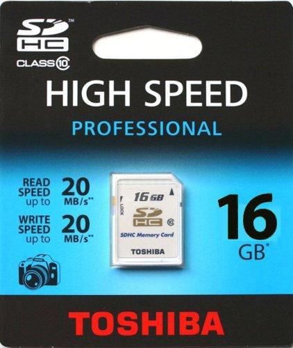 東芝 SDHCカード 16GB 日本製 クラス10 TOSHIBA Class10 海外向けパッケージ品 並行輸入品