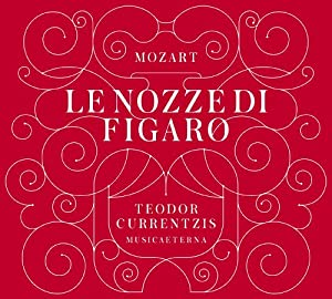 Mozart: Le nozze di Figaro (Deluxe Edition 3 CD)
