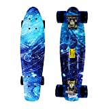Rimable Complete 22' Skateboard (galaxy)