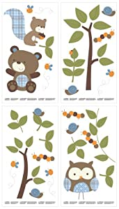 Eddie Bauer Owl Creek Wall Decals