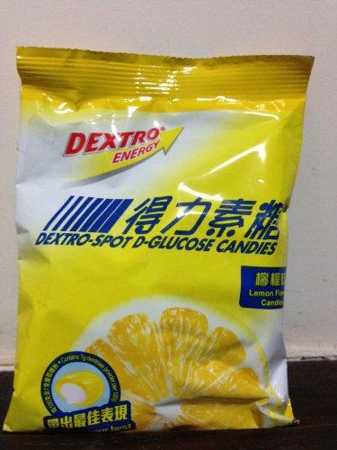 Dextro-Spot D-Glucose Lemon Candies X 5 Pack