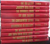 img - for Ten volumes. JOURNEY INTO FEAR, THE 39 STEPS, AND THEN THERE WERE NONE, MALTESE FALCON, THE NINE TAILORS, THE DOORBELL RANG, THE CONFIDENTIAL AGENT, THE BIG SLEEP, ASSIGNMENT IN BRITTANY, THE DAUGHTER OF TIME. (Great Mystery Books, 10 Volumes) book / textbook / text book
