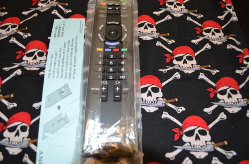 New Sony Bravia Lcd Led Tv Remote Control Rm-Yd056 Supplied Wth Models: Kdl-40Hx800 Kdl-46Hx800 Kdl-55Hx800