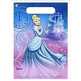 Cinderella Sparkle Favor Bags (8ct)