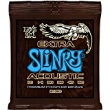 Ernie Ball 2150 10-50 Extra Slinky Acoustic Phosphor String Set