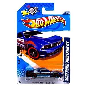 "2010 FORD MUSTANG GT blue police car ""Kootenai County"": Toys & Games"
