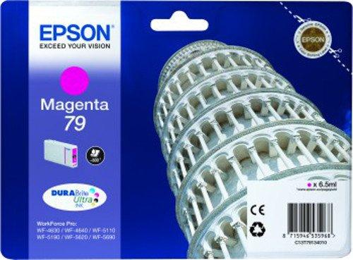Epson T7913 Tintenpatrone Pisa, Singlepack magenta
