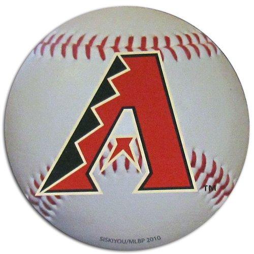 Siskiyou Sports B3RM155 Arizona Diamondbacks 3 in. Ball Magn