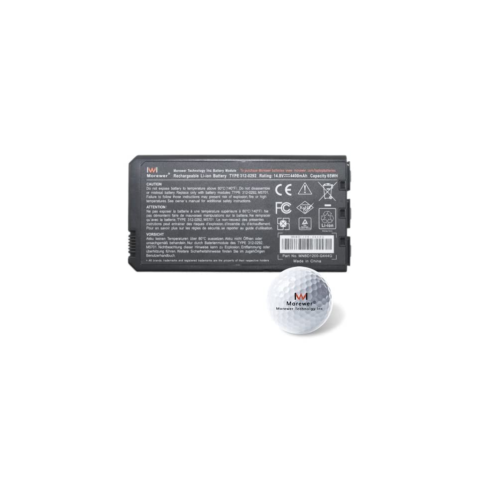 1000 Dell Inspiron 1200 Dell Inspiron 2200 Series Laptop Battery