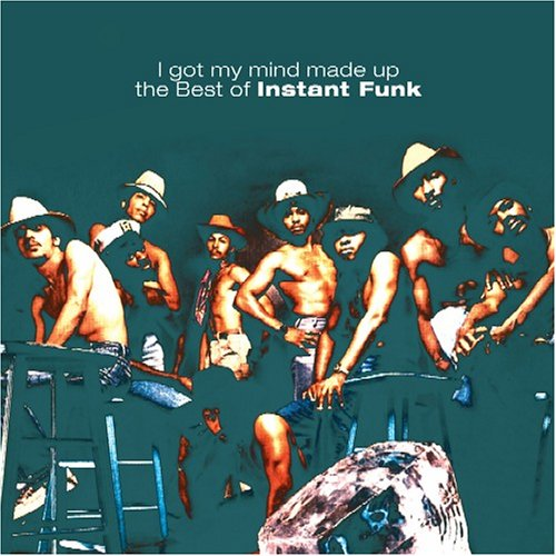 Mind Made Up Instant Funk Got My Albums : Instant funk download albums zortam music