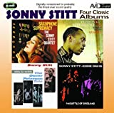 Sonny Stitt Four Classic Albums (Saxophone Supremacy / Personal Appearance / Sits In With The Oscar Peterson Trio / The Battle Of Birdland)