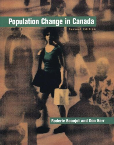 Population Change in Canada