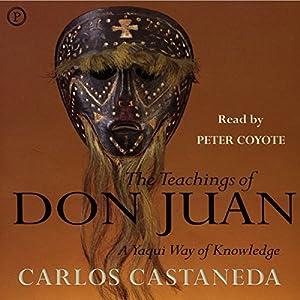 The Teachings of Don Juan Audiobook