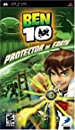 Toys Ben 10: Protector of Earth for Sony PSP