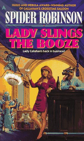 Lady Slings the Booze, Robinson, Spider