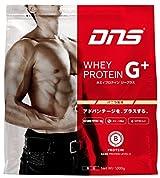 DNS WHEY PROTEIN G+ (ホエイプロテインG+) バニラ風味 1000g