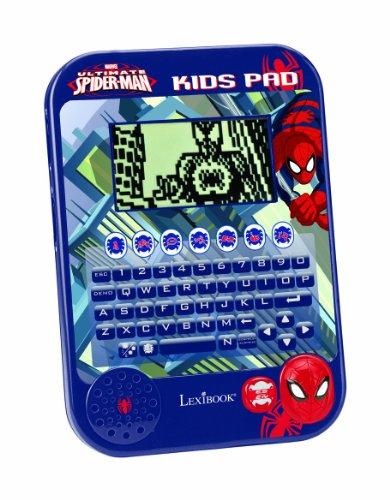 Spider-Man Junior Pad (ES/EN) Electronic Games