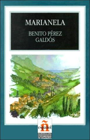 a book analysis of marianela by benito perez galdos Libro gratis marianela de benito pérez galdós benito pérez galdós fue un hombre de gran cultura y vitalidad, ávido lector de la literatura inglesa y francesa de su época, y amante de las.