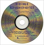 echange, troc Various - The First Book of Mezzo-Soprano/Alto Solos - Part II