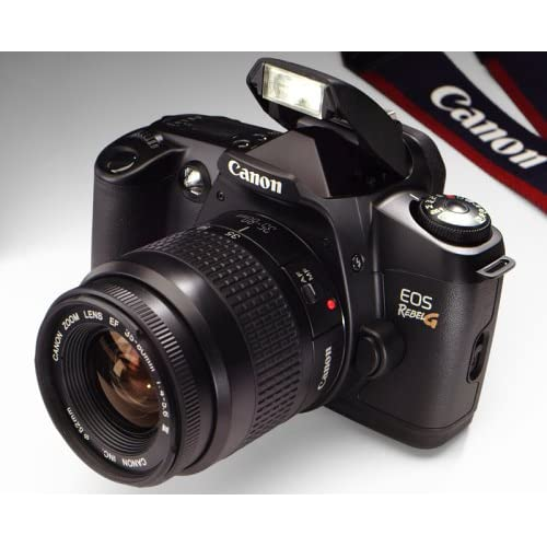 Canon EOS Rebel G SLR Camera Kit with 35-80mm Lens