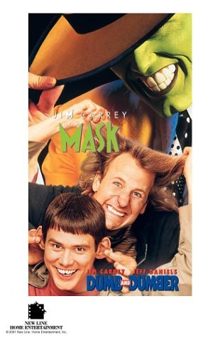 Mask / Dumb & Dumber [VHS] [Import]