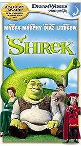 Shrek (Special Edition) [VHS]