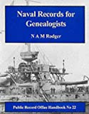 img - for Naval Records for Genealogists (Public Record Office Handbooks) book / textbook / text book
