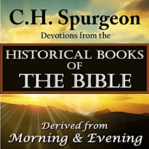 C.H.Spurgeon Devotions from the Historical Books of the Bible Audiobook