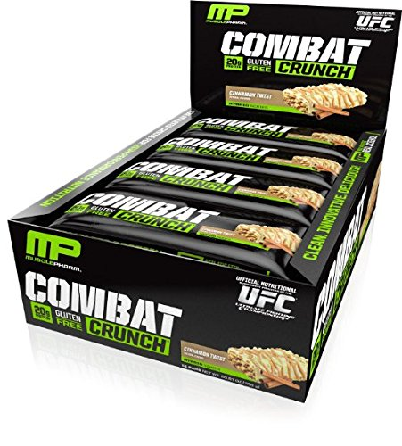 This protein bar is one of the best if not the best protein bar out in the market. The thing that sets it apart from so many others is that it is gluten free. Since most people don't know whether they are gluten intolerant or not it's best to avoid gluten.  The highlights of this product are as follows:-  .  Only 210 calories .  Gluten free .  Low on sugar content .  12 grams of fibre .  25 grams of protein .  Excellent taste  If you have a time crunch but yet want to squeeze in your protein no matter what along with a hefty dose of fibre this protein bar would be your best bet.  Although there are many protein bars out there in the market,most are too low in protein,or too low in fibre. Also most of them aren't gluten free like this one.  It would be my recommended product for those  who have a hectic schedule yet want to adhere to a strict diet. .