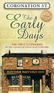 Coronation Street: The Early Days [VHS] [1960]