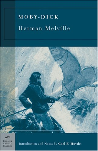 Moby-Dick by Herman Melville at Amazon.com