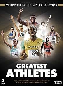 Greatest Athletes [3DVD]