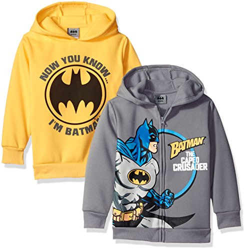 DC Comics Boys' Batman 2 Pack Hoodies at Gotham City Store